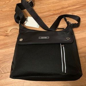 Black Calvin Klein Crossbody bag